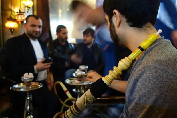 Turkish Shisha Pipe