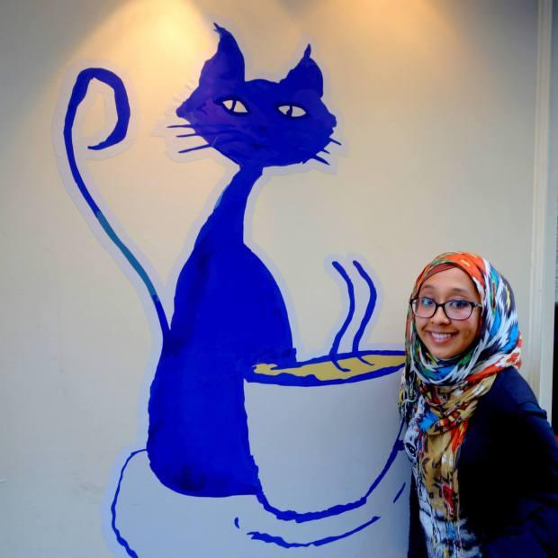 Paris Cat Cafe