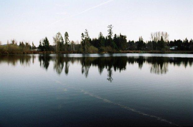 Larsen Lake, Kelsey Creek