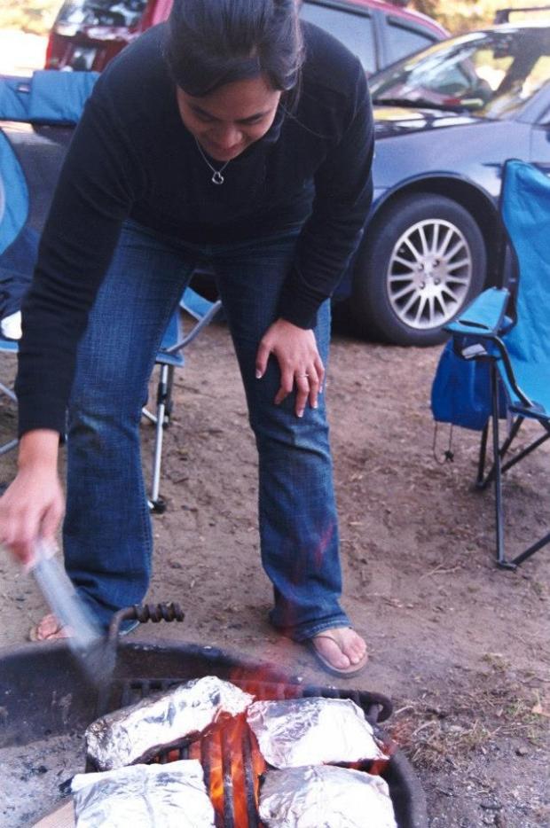 Hobo Dinner Camping