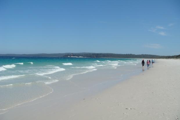 Hyam's Beach NSW