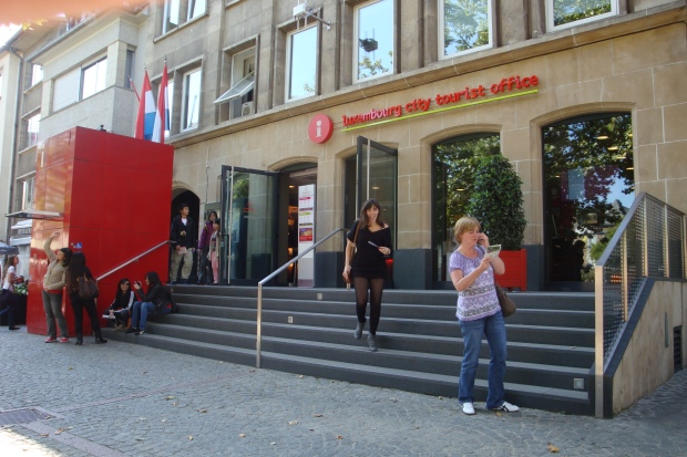 Luxembourg Tourist Office