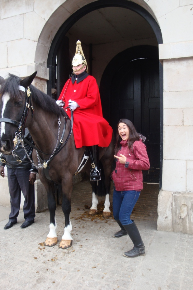 London Beefeater