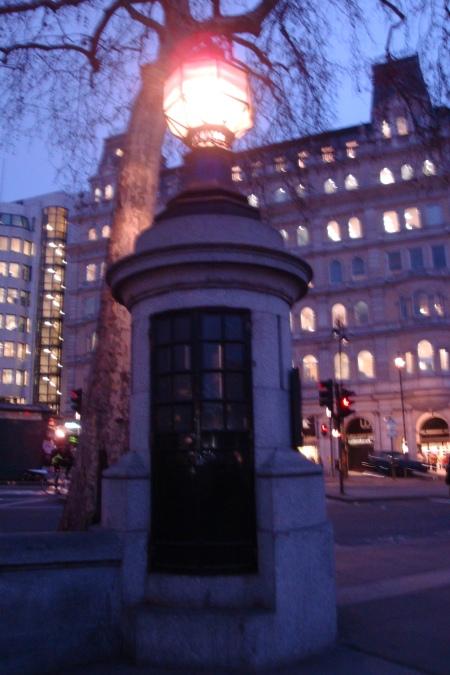 London Police Station