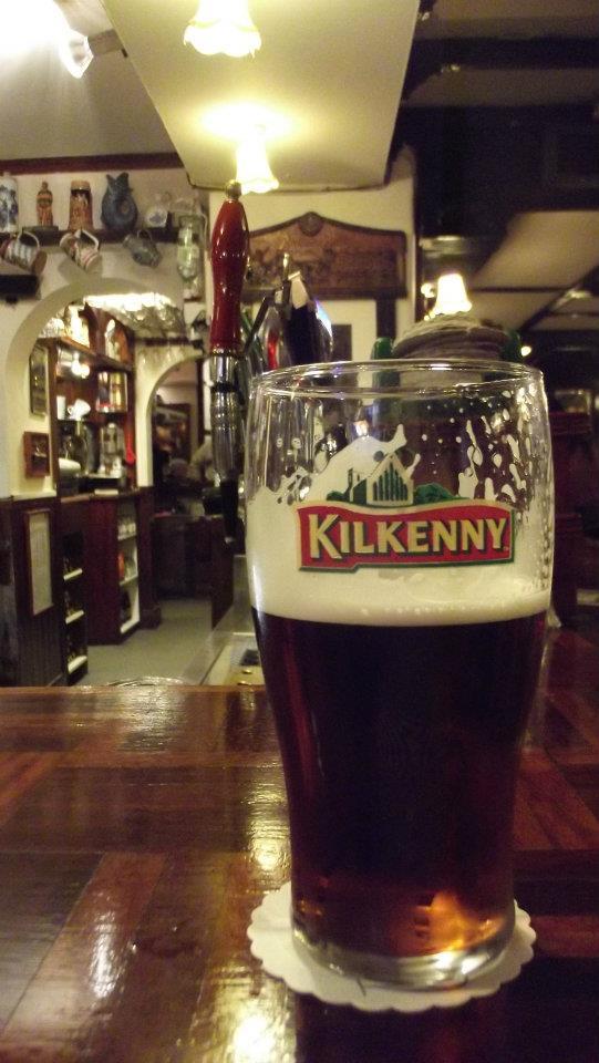 Kilkenny Beer in Killarney