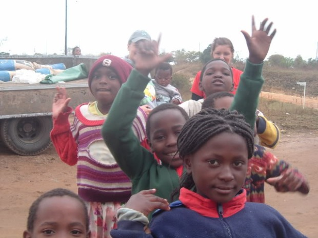 swaziland group of kids