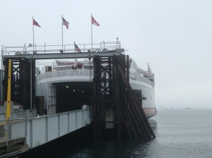 black ball ferry