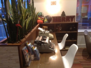 Hotel Zed Lobby