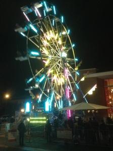 Victoria ferris wheel