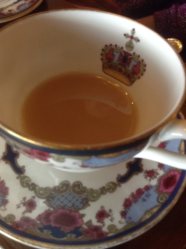 teatime at the empress hotel