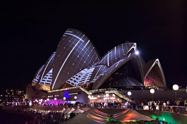 Vivid Sydney Opera House