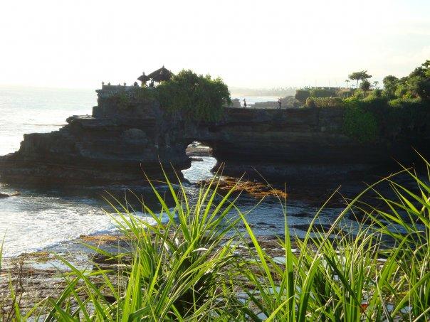 balinese coastline