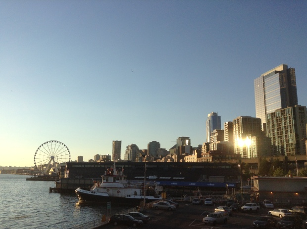 How to Ride the Washington State Ferry Like a Regular