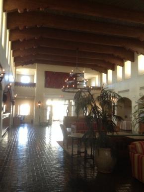 Hotel Albuquerque entrance