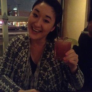 granada cocktail at zacatacas abq
