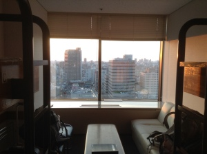tokyo central yh dorm