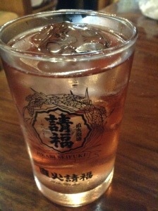 ginger awamori